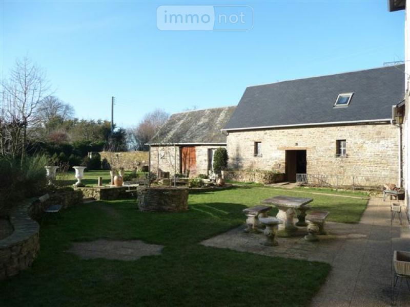 Maison a vendre Fougerolles-du-Plessis 53190 Mayenne 137 m2 6 pièces 310337 euros