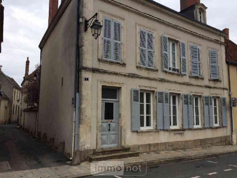 Maison a vendre La Châtre 36400 Indre 189 m2 7 pièces 361872 euros