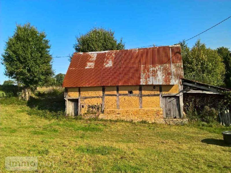 Maison a vendre Saint-Quentin-sur-le-Homme 50220 Manche 50 m2 2 pièces 42400 euros