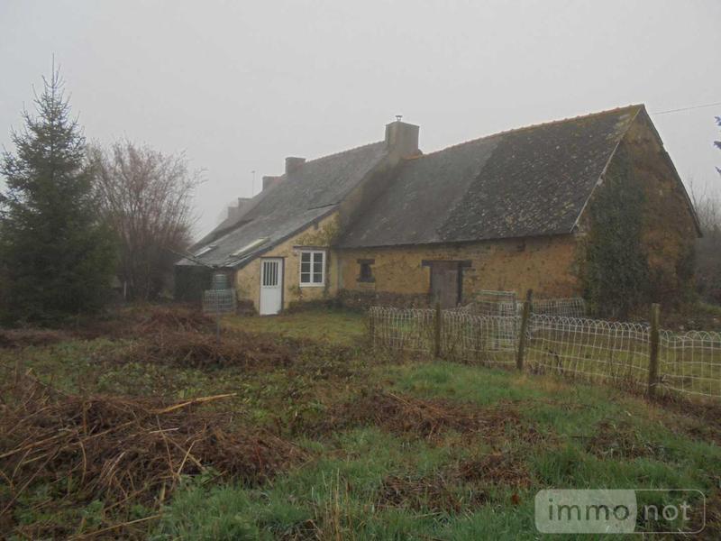 Maison a vendre Mohon 56490 Morbihan 94 m2 3 pièces 48950 euros