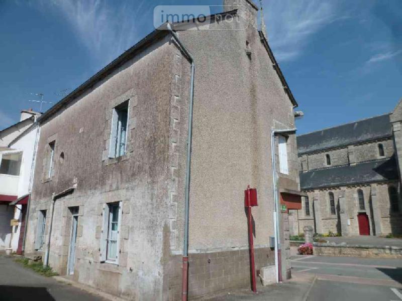 Maison a vendre Crédin 56580 Morbihan 100 m2 6 pièces 33920 euros