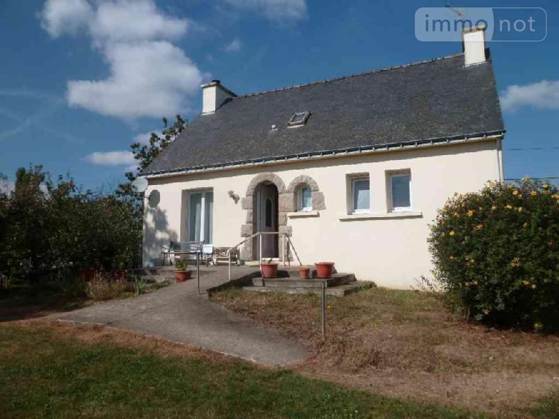 Maison a vendre Crédin 56580 Morbihan 90 m2 4 pièces 124972 euros