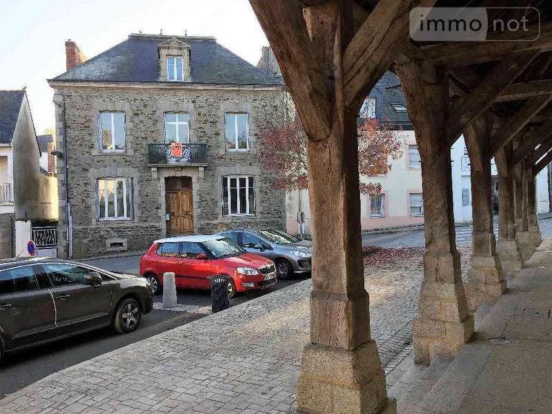 Maison a vendre Rohan 56580 Morbihan 160 m2 9 pièces 94072 euros