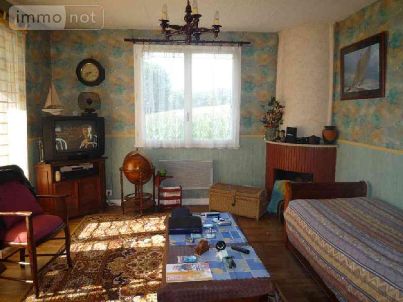 Maison a vendre Rohan 56580 Morbihan 60 m2 4 pièces 71412 euros