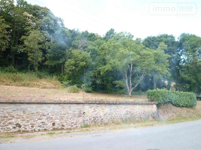 Terrain a batir a vendre Rohan 56580 Morbihan 4448 m2  23320 euros