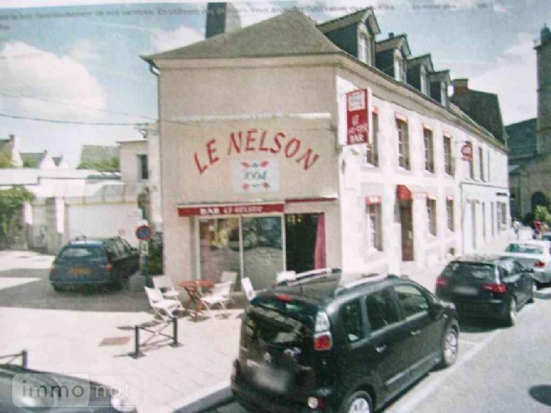 Fonds et murs commerciaux a vendre Loudéac 22600 Cotes-d'Armor 124 m2  86000 euros
