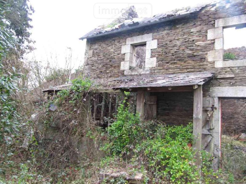 Maison a vendre Landeleau 29530 Finistere 100 m2 2 pièces 21200 euros