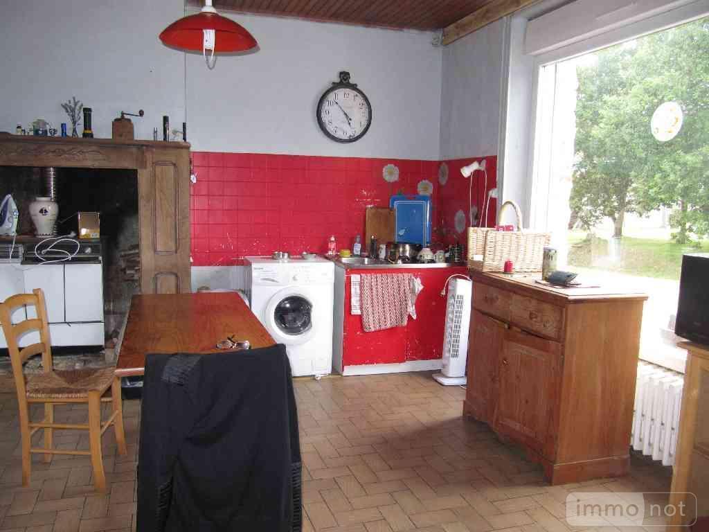 Maison a vendre Guiscriff 56560 Morbihan 153 m2 8 pièces 90982 euros