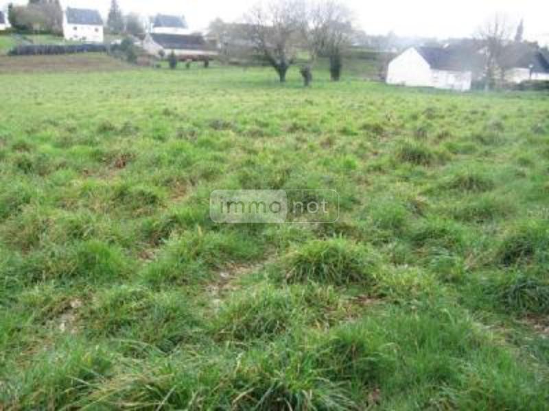 Terrain a batir a vendre Saint-Thurien 29380 Finistere 1400 m2  47691 euros