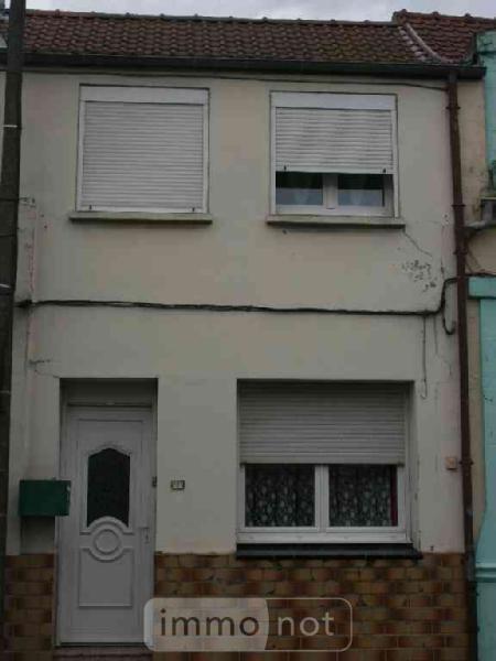 Maison a vendre Lillers 62190 Pas-de-Calais 58 m2 5 pièces 83200 euros