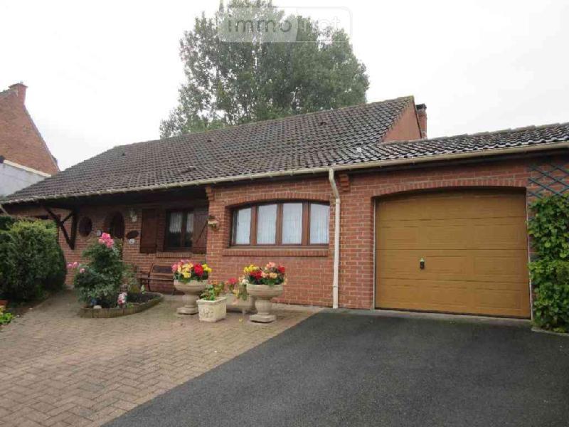 Maison a vendre Allouagne 62157 Pas-de-Calais 92 m2 7 pièces 176500 euros