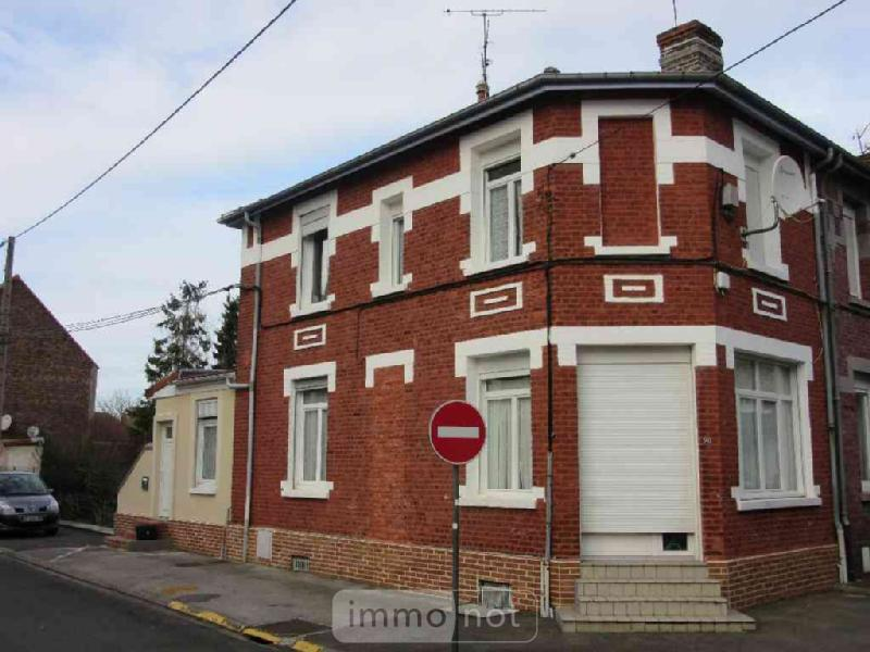 Maison a vendre Béthune 62400 Pas-de-Calais 80 m2 5 pièces 119800 euros