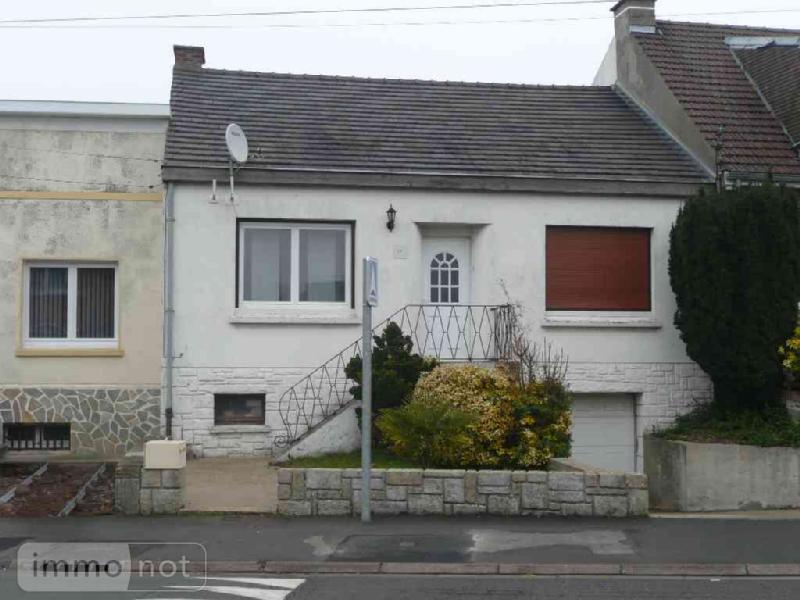 Maison a vendre Noeux-les-Mines 62290 Pas-de-Calais 90 m2 5 pièces 134200 euros