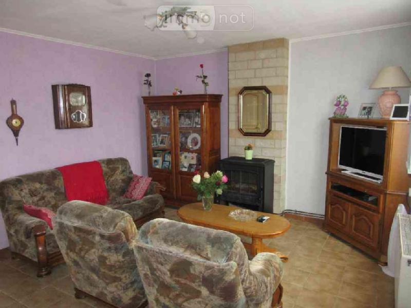 Maison a vendre Beuvry 62660 Pas-de-Calais 75 m2 5 pièces 114700 euros