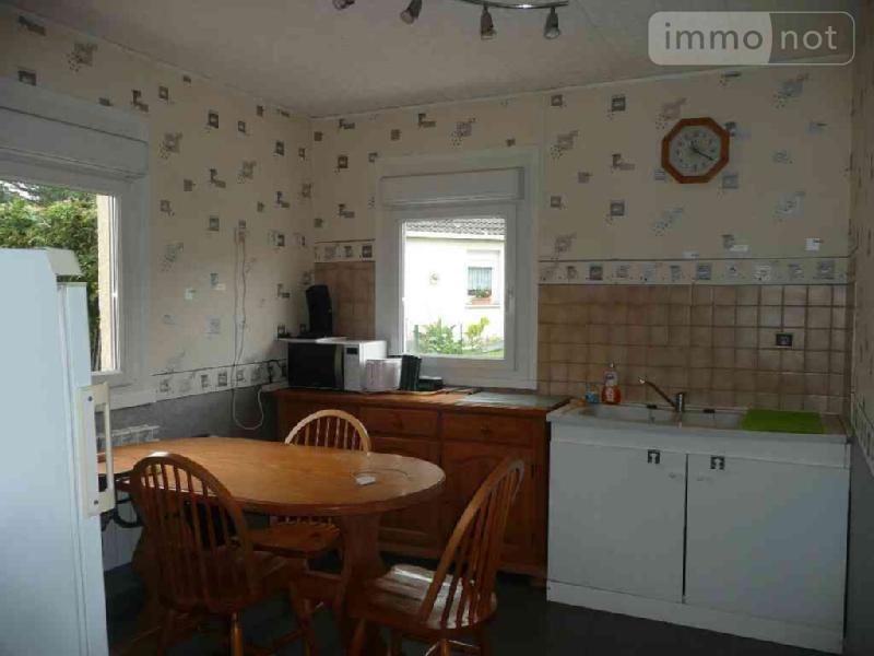 Maison a vendre Divion 62460 Pas-de-Calais 80 m2 4 pièces 119800 euros