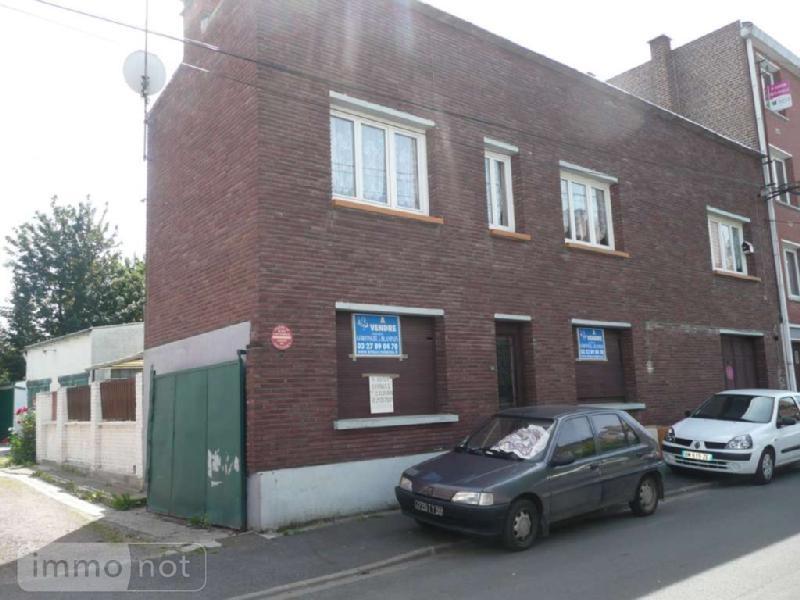 Maison a vendre Hénin-Beaumont 62110 Pas-de-Calais 80 m2 6 pièces 145500 euros
