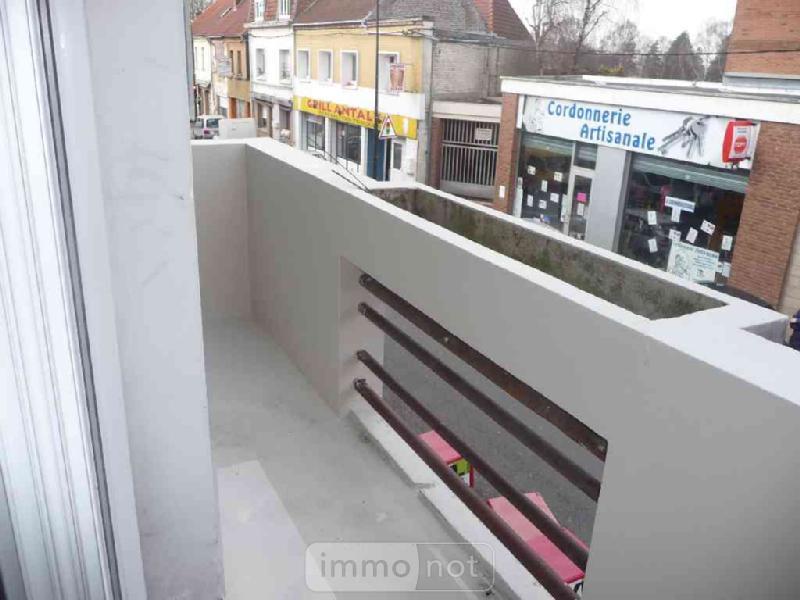 Location appartement Bully-les-Mines 62160 Pas-de-Calais 93 m2 3 pièces 575 euros