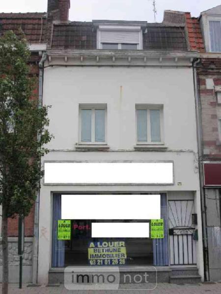 Immeuble de rapport a vendre Béthune 62400 Pas-de-Calais 70 m2  119800 euros