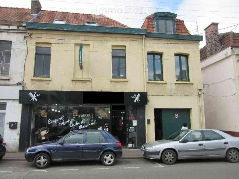 Immeuble de rapport a vendre Béthune 62400 Pas-de-Calais  228000 euros