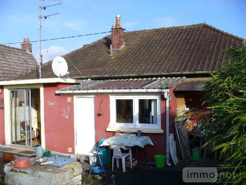 Maison a vendre Lapugnoy 62122 Pas-de-Calais 83 m2 7 pièces 104372 euros