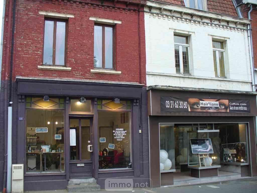 Immeuble de rapport a vendre Auchel 62260 Pas-de-Calais 161 m2  78622 euros