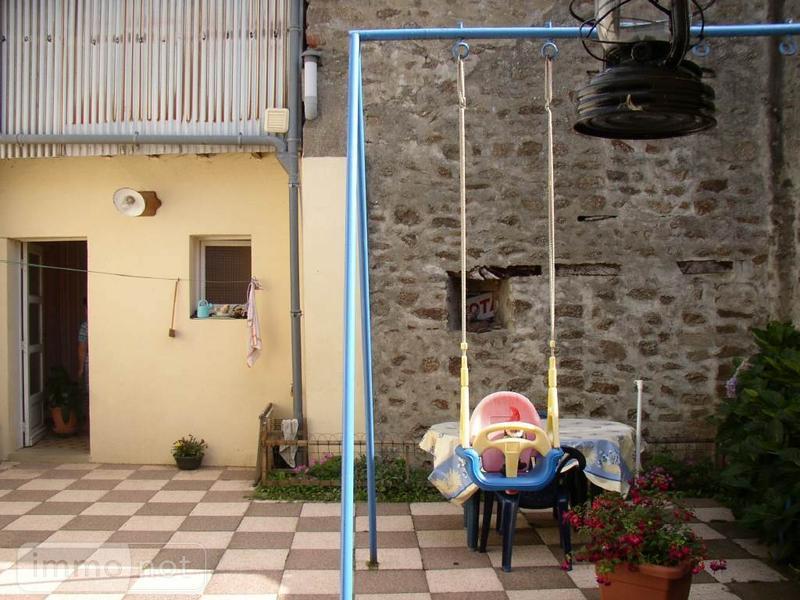 Maison a vendre Izé 53160 Mayenne 112 m2 5 pièces 99222 euros