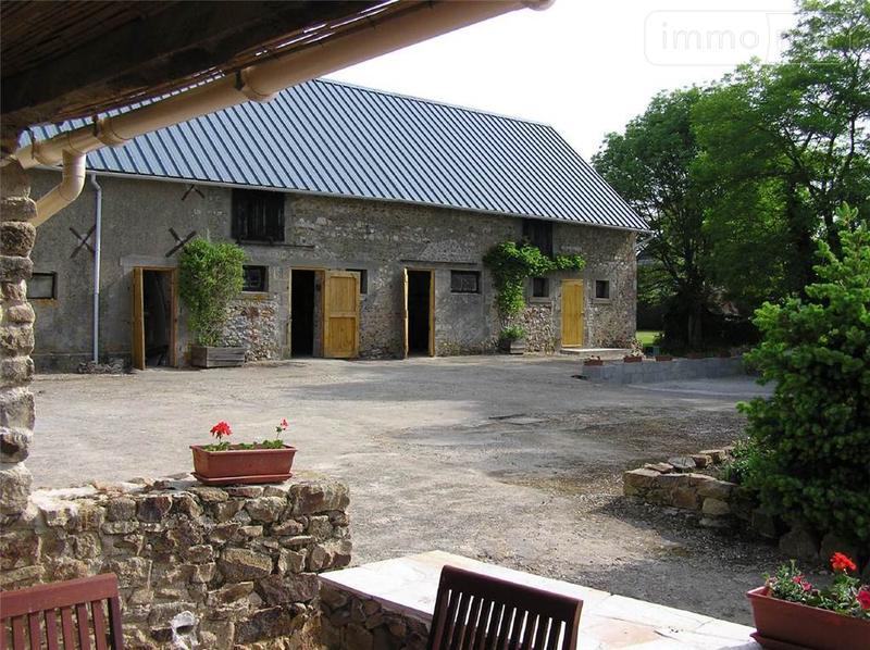 Maison a vendre Courcité 53700 Mayenne 180 m2 6 pièces 191922 euros