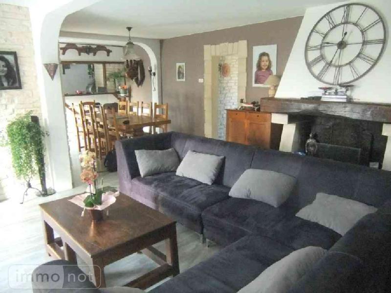 Maison a vendre Mont-Saint-Jean 72140 Sarthe 133 m2 7 pièces 217717 euros