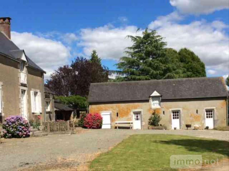 Maison a vendre Parennes 72140 Sarthe 187 m2 9 pièces 278070 euros
