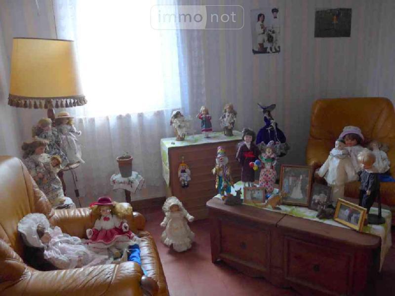 Maison a vendre Rouessé-Vassé 72140 Sarthe 116 m2 6 pièces 113220 euros
