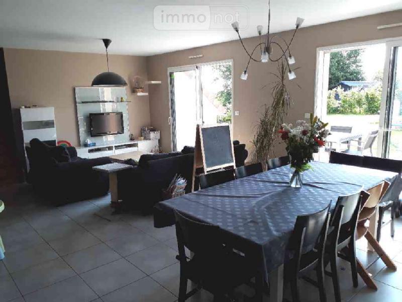 Maison a vendre Mont-Saint-Jean 72140 Sarthe 127 m2 8 pièces 201140 euros