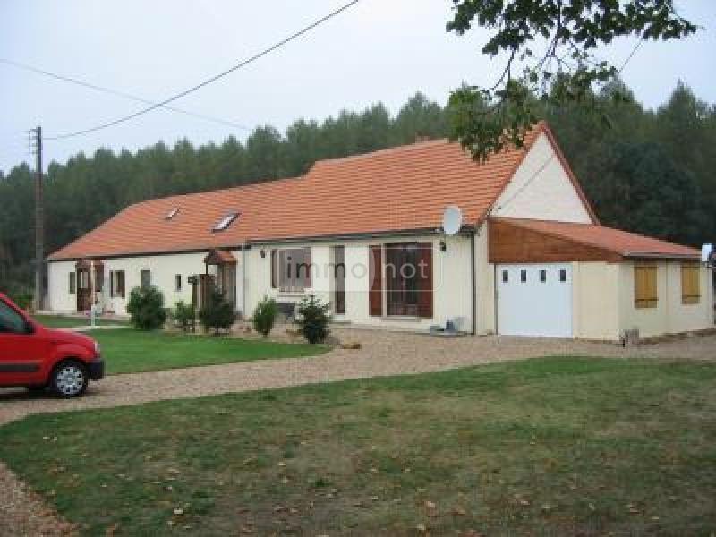 Maison a vendre Clermont-Créans 72200 Sarthe 165 m2 5 pièces 158640 euros
