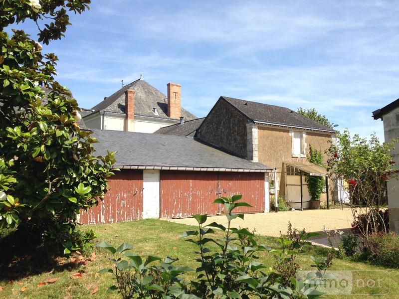 Maison a vendre Villaines-sous-Malicorne 72270 Sarthe 255 m2 10 pièces 246280 euros