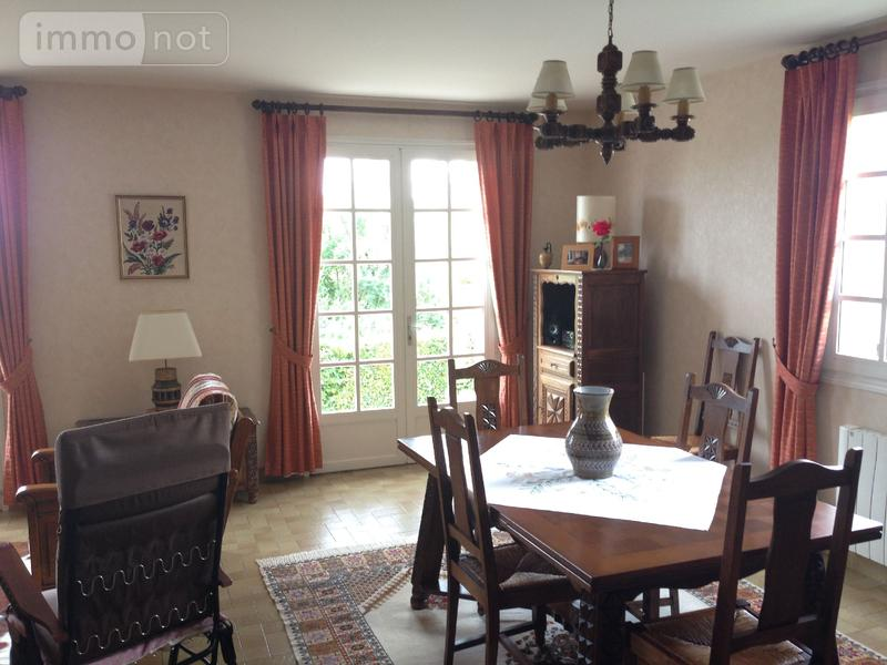 Maison a vendre La Flèche 72200 Sarthe 116 m2 5 pièces 153352 euros