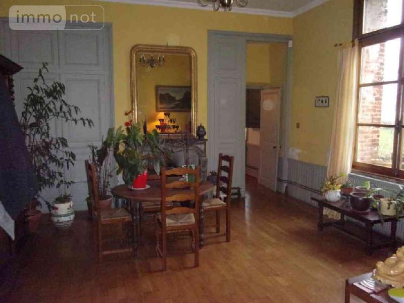 Maison a vendre Sommery 76440 Seine-Maritime 330 m2 8 pièces 376200 euros