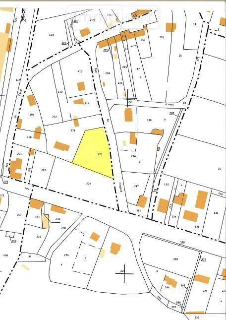 Terrain a batir a vendre La Chapelle-Caro 56460 Morbihan 1565 m2  33178 euros