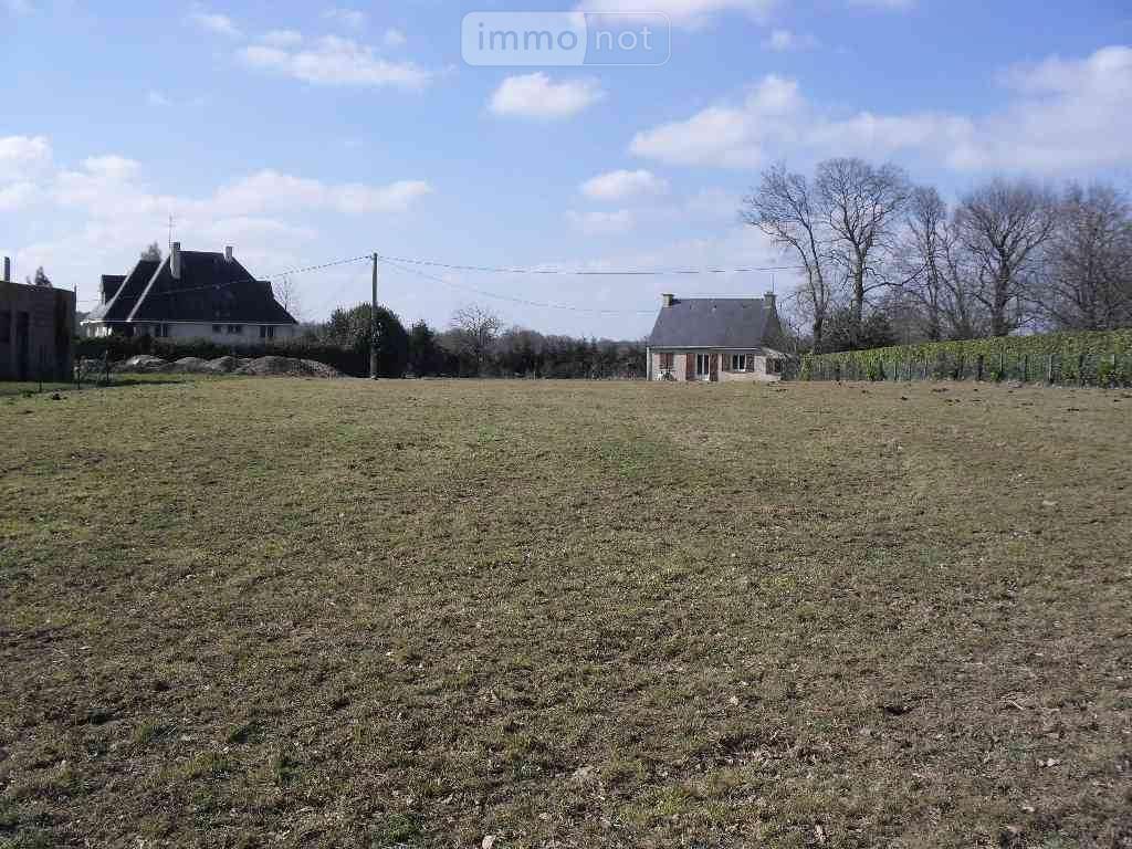 Terrain a batir a vendre Malestroit 56140 Morbihan 1450 m2  63172 euros