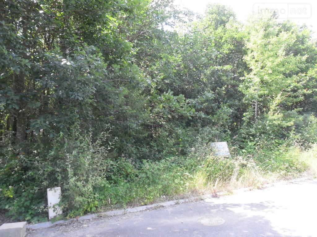 Terrain a batir a vendre Val-d'Oust 56460 Morbihan  47700 euros