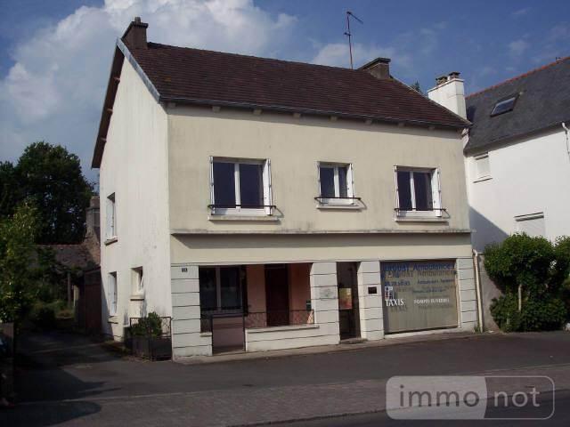 Maison a vendre Mûr-de-Bretagne 22530 Cotes-d'Armor 200 m2 8 pièces 92608 euros