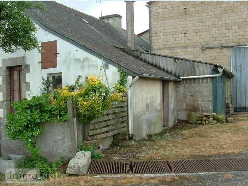 Maison a vendre Noyal-Pontivy 56920 Morbihan 58 m2 2 pièces 31800 euros