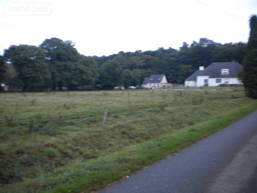 Terrain a batir a vendre Locminé 56500 Morbihan 700 m2  40810 euros