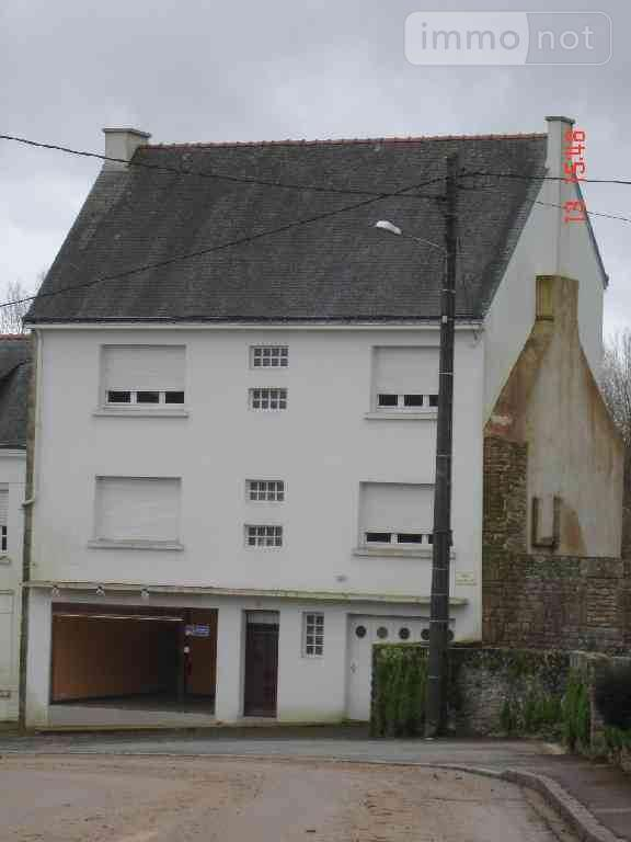 Maison a vendre Langonnet 56630 Morbihan 180 m2 7 pièces 114672 euros