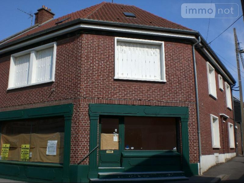 Maison a vendre Nesle 80190 Somme 180 m2 7 pièces 114672 euros