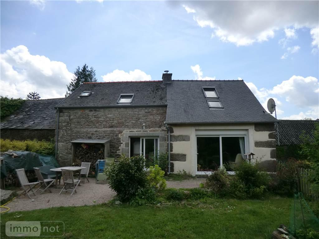 Maison a vendre La Feuillée 29690 Finistere 92 m2 4 pièces 155872 euros