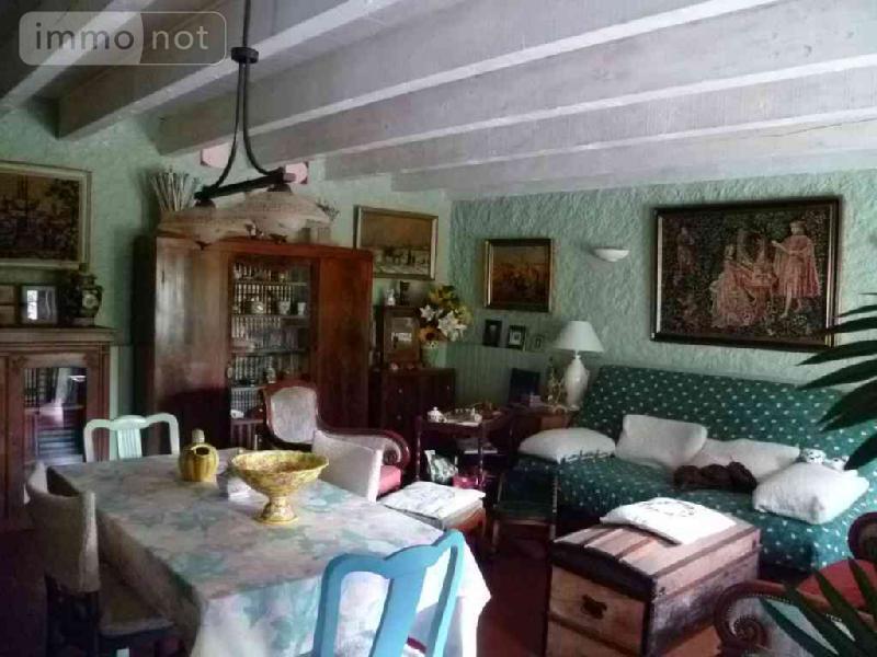 Maison a vendre Mareuil-sur-Lay-Dissais 85320 Vendee 75 m2 3 pièces 94100 euros