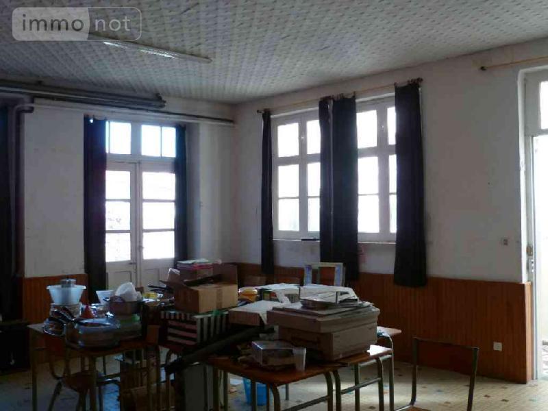Maison a vendre Luçon 85400 Vendee 230 m2 6 pièces 177200 euros