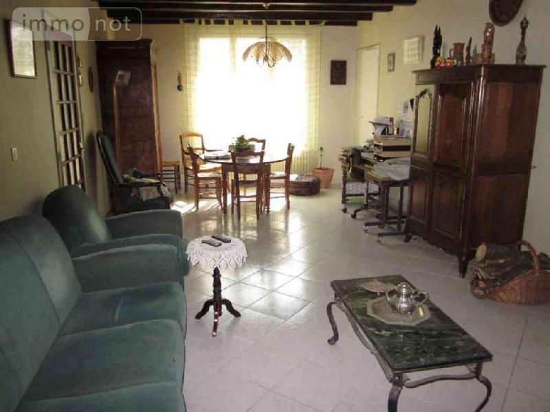 Maison a vendre Sainte-Hermine 85210 Vendee 120 m2 7 pièces 166172 euros