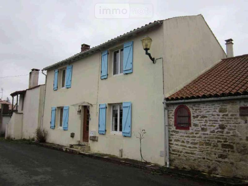 Maison a vendre La Chapelle-Thémer 85210 Vendee 142 m2 6 pièces 88922 euros