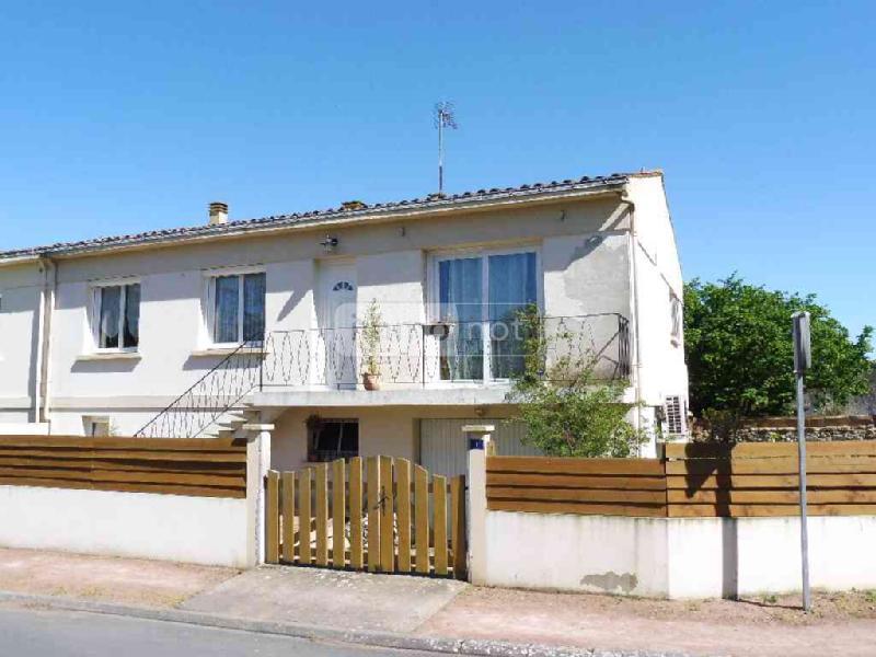 Maison a vendre Champagné-les-Marais 85450 Vendee 96 m2 4 pièces 130850 euros