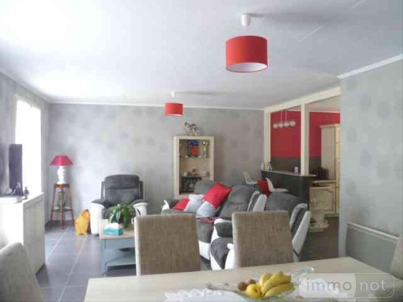 Maison a vendre Saint-Jean-de-Beugné 85210 Vendee 120 m2 6 pièces 208000 euros